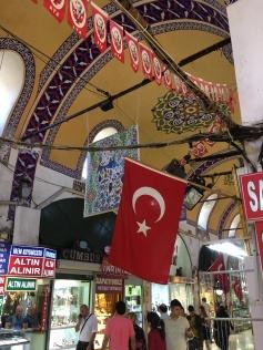 Bazaar Interior