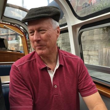 Brian in the cap