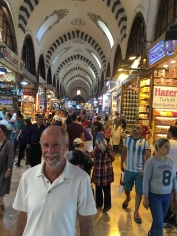 Inside the Egyptian Bazaar