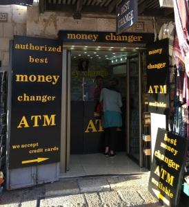 Jerusalem Money Changers