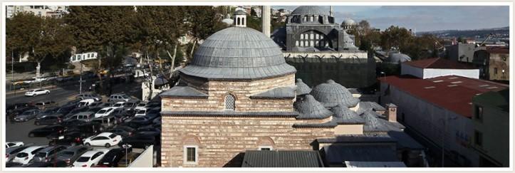 Kilic Ali Pasa Hamami Exterior