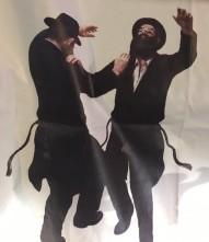 Men Dancing Portrait