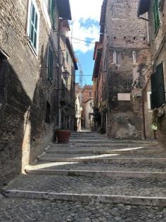Old Tivoli Streets