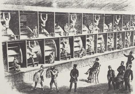 Penal Treadmill