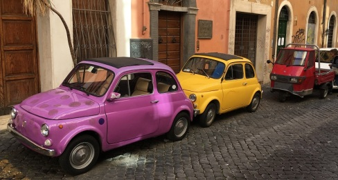 Roman Little Cars