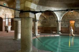 Rudas Bath - Budapest