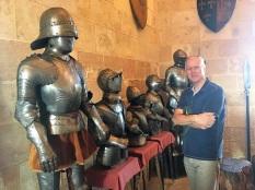 Segovia Alcazar Armor