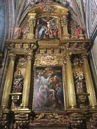 Segovia Cathedral Chapel