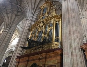 Segovia Cathedral Organ