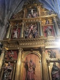 Segovia Cathedral's St Andrew Chapel