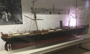 Ship from 1870's