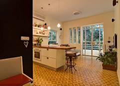 Tel Aviv Apartment - Front Room