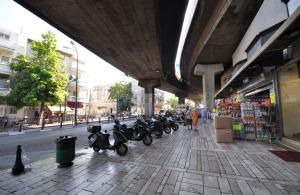 Tel Aviv Central Bus Station - The White Elephant