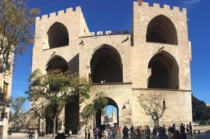 Valencia Gate