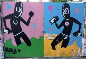 Valencia Street Art 2