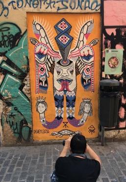 Valencia Street Art 3