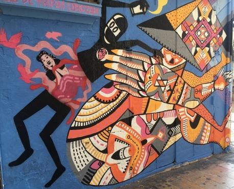 Valencia Street Art 5