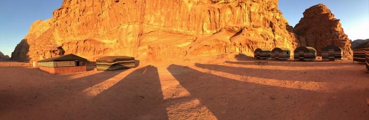 Wadi Rum - Bedouin Camp