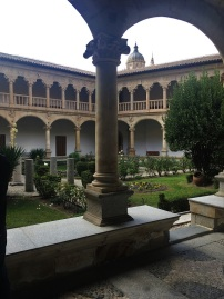 Convent Courtyard