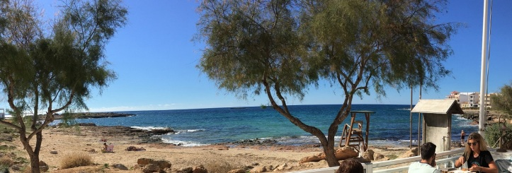 Mallorca Beachside Lunch