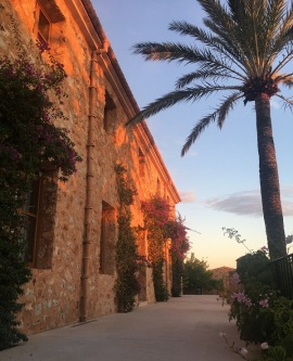 Mallorca Resort at Sunset