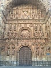 Saint Stephen Church Main Entrance