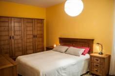 Salamanca Apartment Bedroom