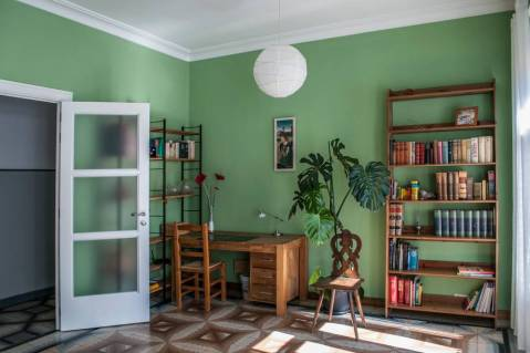 Salamanca Apartment Interior