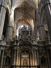 Salamanca Cathedral - Main Altar
