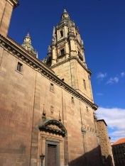 Salamanca - Jesuit Church Side View