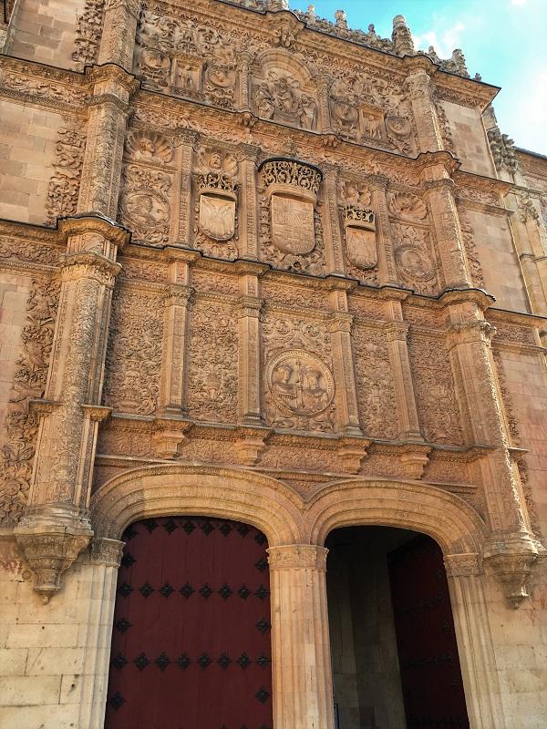 Salamanca University Entrance