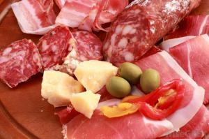 Spanish Ham & Cheese Platter